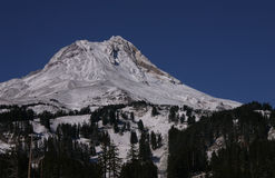 Capo motor Oregon del montaje imagenes de archivo
