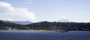 Capo motor Oregon del Mt Foto de archivo