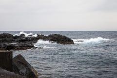 Capo Mulini Στοκ Φωτογραφία