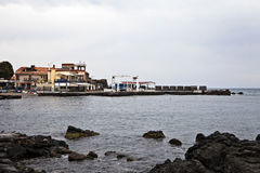 Capo Mulini Στοκ Εικόνα