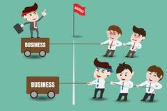 Capo o capo, modello Immagine Stock Libera da Diritti