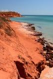 Capo Peron Parco nazionale di François Peron Baia dello squalo Australia occidentale immagini stock libere da diritti
