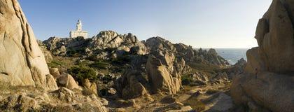 Capo Testa - Sardinia Royalty Free Stock Image