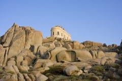 Capo Testa - Sardinia, Italy Royalty Free Stock Images
