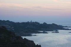 Capo Testa - Sardinia, Italy Stock Photography