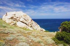Capo Testa, Sardinia Royalty Free Stock Image