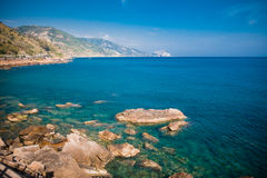 Capo Tindari, Sicily Royalty Free Stock Images