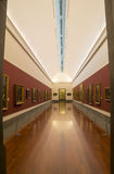 Capodimonte博物馆在那不勒斯盛大保守主义者宫殿  免版税库存图片