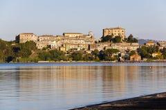 Capodimonte - Bolsena Ιταλία Στοκ Φωτογραφία