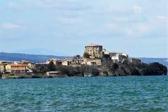 Capodimonte Italien arkivbilder