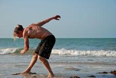 Capoeira培训 免版税库存照片