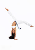 Capoeira stockbild