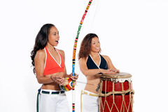 capoeira 免版税库存照片