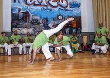 Capoeira Imagens de Stock Royalty Free