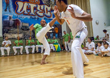 Capoeira Fotos de Stock