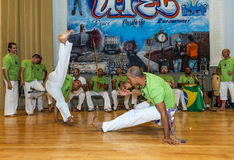 Capoeira Stock Photo