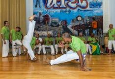 Capoeira Foto de Stock