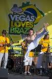 Capoeira Photo stock