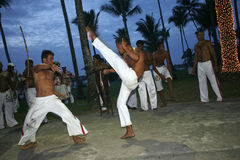 Capoeira Photos stock