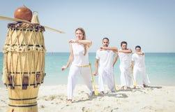 Capoeira Obrazy Royalty Free