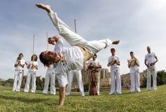 Capoeira 015 Arkivfoto