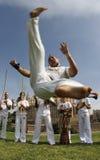 Capoeira 017 Stockbilder