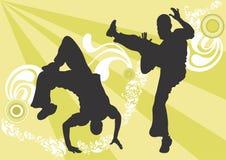 Capoeira Photos stock