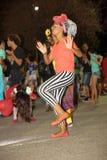 Capoeira dance and martial arts festival in Petrolina Brazil Royalty Free Stock Photo