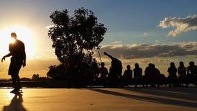 Capoeira de danse Photographie stock libre de droits