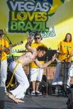 Capoeira Royalty Free Stock Photo