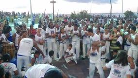 Capoeira stock video