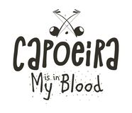 Capoeira stridighetdans Royaltyfria Foton