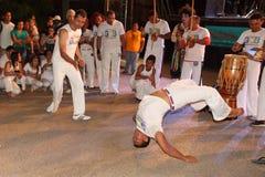 Capoeira taniec i sztuka samoobrony festiwal w Petrolina Brazylia fotografia stock
