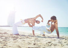 Capoeira Stock Photography