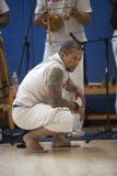 capoeirafestival Royaltyfri Fotografi