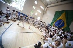 capoeirafestival Arkivbilder