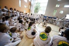 capoeirafestival Royaltyfri Bild