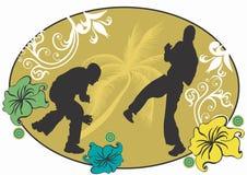 capoeiry Zdjęcie Royalty Free