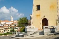 Capoliveri, ilha da Ilha de Elba, Toscânia Fotografia de Stock