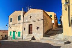 Capoliveri - small square Stock Image