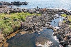 Capomulini_Sicily Royalty Free Stock Photo
