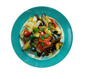 Caponata Agrodolce Royalty Free Stock Image