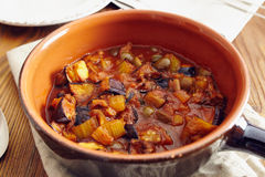 Caponata Stock Photo