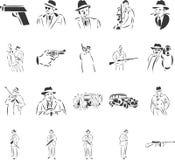 Capone Images libres de droits