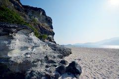 Capones-Insel Lizenzfreies Stockbild