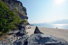 Capones Island Stock Image