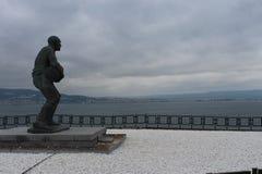 Caporal Memorial de Seyit images stock