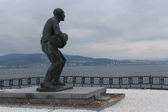 Caporal Memorial de Seyit image stock