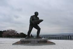 Caporal Memorial de Seyit photo stock