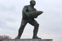 Caporal Memorial de Seyit photographie stock libre de droits
